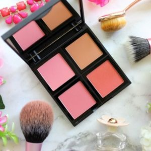 ELF Makeup - elf POWDER BLUSH PALETTE barely used